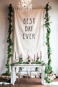 Best Rustic DIY Wedding Backdrops - ideas and images on Bing | Find ...