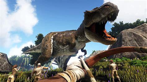 ark survival evolved switch screenshots nintendo