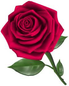 Red Rose Clip Art