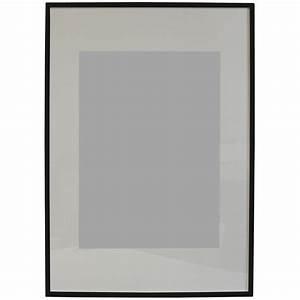 Cadre Leroy Merlin : cadre lario 70 x 100 cm noir noir n 0 leroy merlin ~ Melissatoandfro.com Idées de Décoration