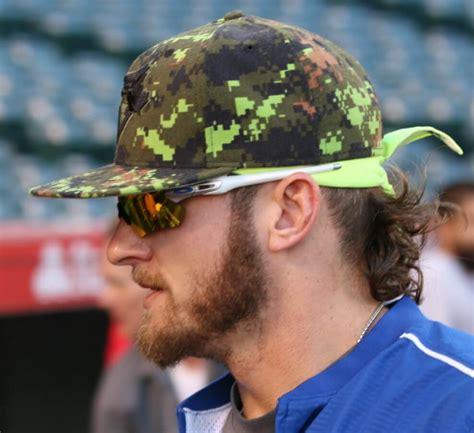 pros wear josh donaldsons oakley radar ev sunglasses