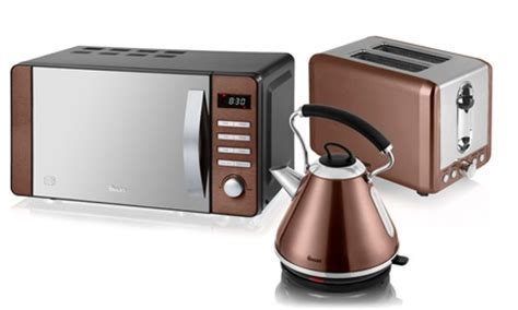 Swan Copper Kitchen Appliance Set   Groupon