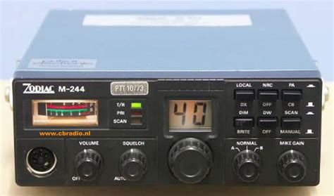 www cbradio nl pictures and specifications zodiac m 244 mobile fm cb radio