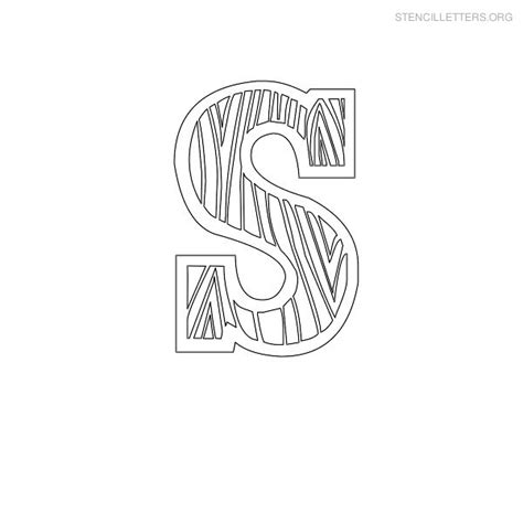 letter stencils for wood stencil letters s printable free s stencils stencil
