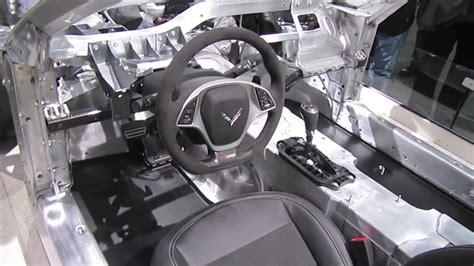 chevrolet corvette  aluminum frame   youtube