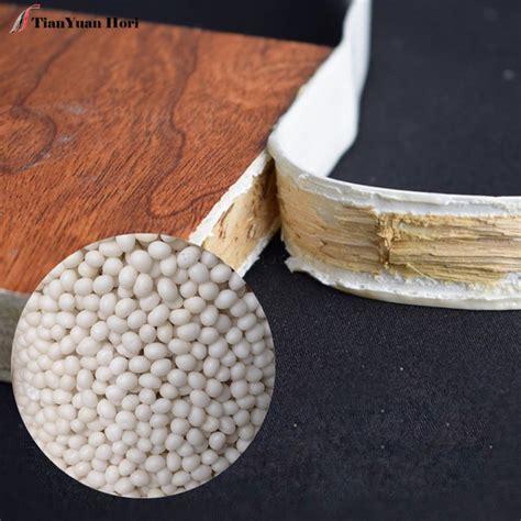 china manufacturer edge band pur hot melt adhesive granules