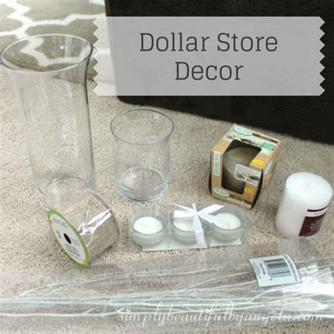 dollar store decorating ideas simply beautiful by angela dollar store decor