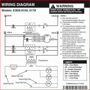 Furnace Blower Motor Wiring Diagram Vexar