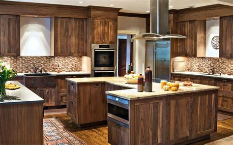 Galley Kitchen With Island Floor Plans - shaped kitchen design with island x u ideas
