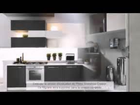 video cuisine lign cuisine en kit et sur mesure pas cher