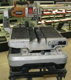 wts2000l ridgid wet tile saw