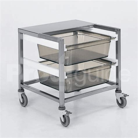 chariot cuisine prodiguide archive chariots inox tranche
