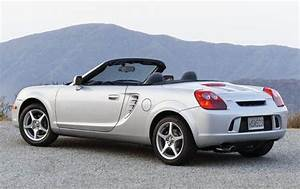 Used 2005 Toyota Mr2 Spyder Convertible Pricing