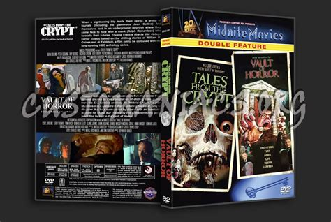Tales From The Crypt / The Vault Of Horror Dvd Cover