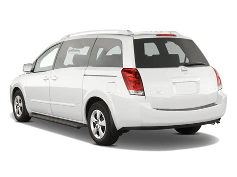 nissan quest rear 2008 nissan quest reviews and rating motor trend