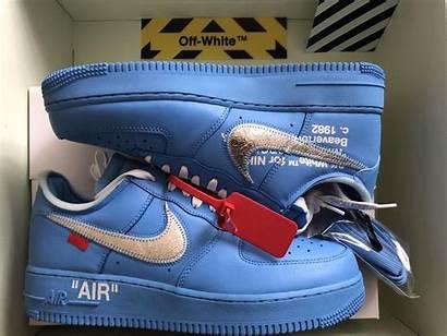 Force Mca Fake Vs Nike University Af1