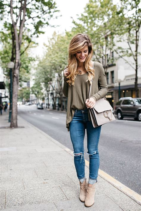 Cute u0026 Simple Fall Outfit | BrightonTheDay