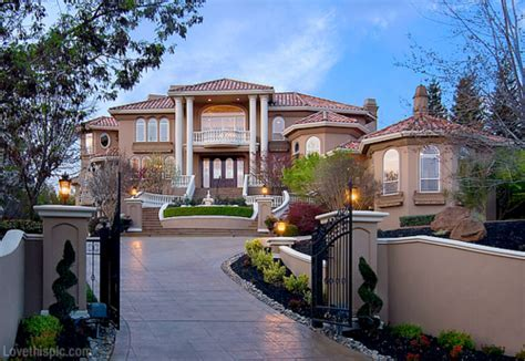 Mansion Exterior Pictures, Photos, and Images for Facebook