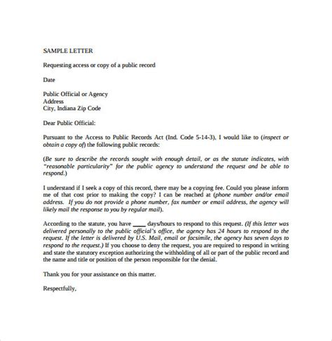 letter format templates samples examples format