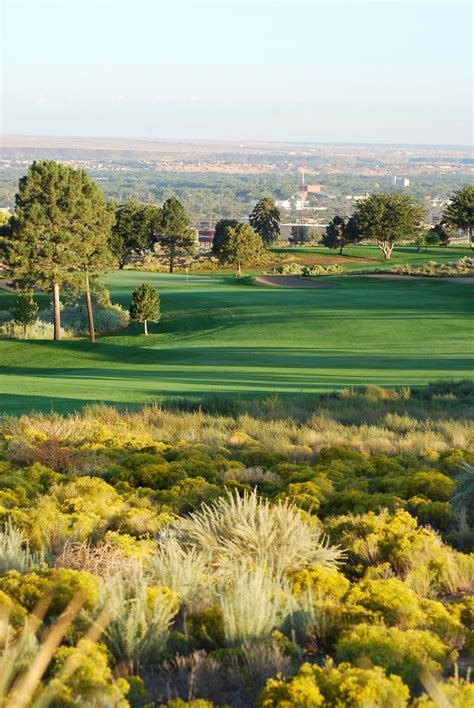 Championship Course University Of New Mexico Golf Course