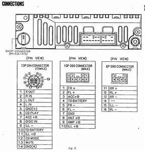 Avic F900bt Wiring Diagram