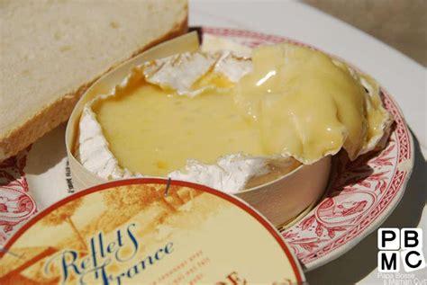 recette camembert au miel  la braise