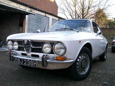 Alfa Romeo 1750 Guide, History And Timeline From