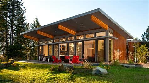 Manufactured Homes California by California Modular Homes Contemporary Modern Prefab Home