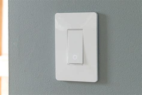 the in wall wireless light switch and dimmer the