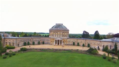 bebop drone ickworth house aerial view youtube