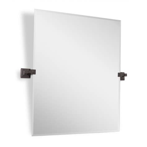 Tilting Bathroom Mirror by 36 Quot Falkland Rectangular Tilting Mirror Bathroom Mirrors