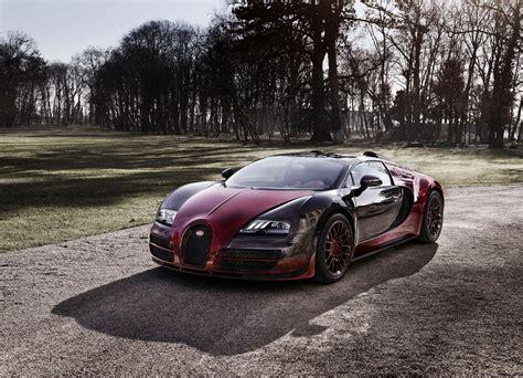 Bugatti 2016 Veyron Grand Sport Finesse La Finale