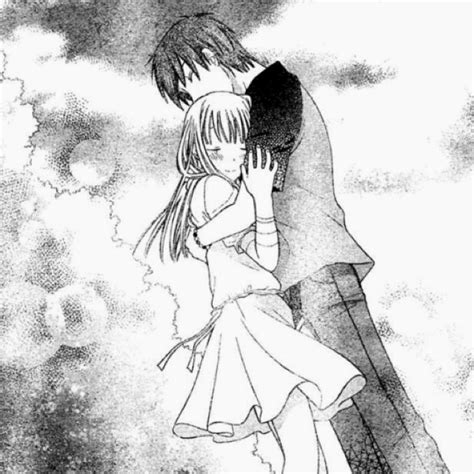 kyo  tohru fruits basket fan girl zone fruits