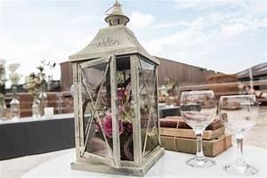 Lanterne Exterieur A Poser : lanterne garnir et poser en centre de table ou l ~ Dailycaller-alerts.com Idées de Décoration