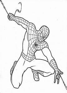 Spiderman Ausmalbilder 2 Ausmalbilder Gratis
