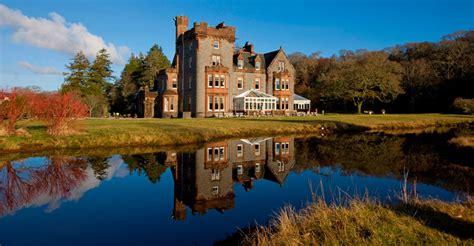 isle  eriska gay friendly luxury hotel  scotland