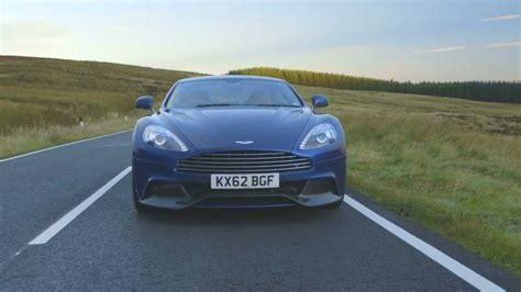 Aston Martin Vanquish (2012) Car Review
