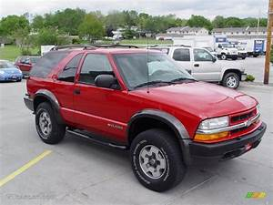 2001 Chevy Blazer Zr2