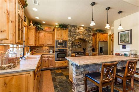 Beautiful Rustic Kitchens (design Ideas)-designing Idea