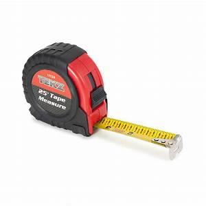 Measuring Tools - Titan Tools 25 Foot Tape Measure 11124
