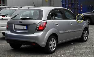 Kia Rio Jb  5dr Hatch 8  05 U0026gt 8  11  Right Side Mirror  Non