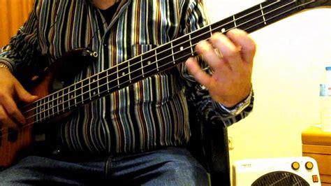 Amor Clandestino Bass Cover