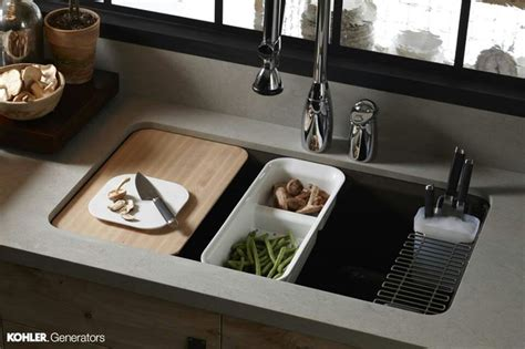 kitchen sink with sliding cutting board kitchen sink with cutting board zzz home is where the 9588