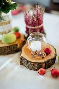 Tischdeko Mit Holz : tischdeko mit holz ganz viele beispiele in der bildergalerie ~ Eleganceandgraceweddings.com Haus und Dekorationen
