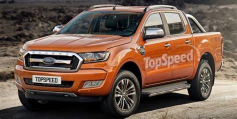 2018 Ford Ranger Price, Release Date, Rumors, Design, Engine
