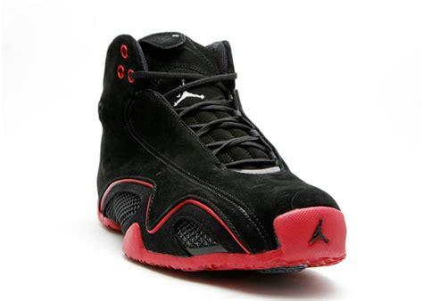 Air Jordan 21 Retro Countdown Pack Black Varsity Red