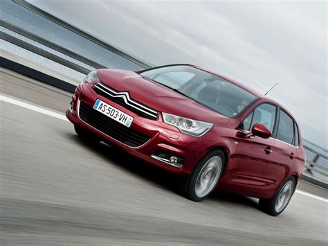 Citroen C4 Ii Hatchback 16 Bluehdi 120 Hp Automatic