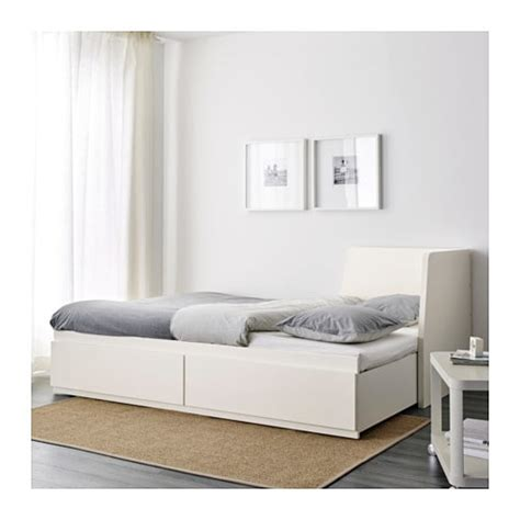 Day Beds With Drawers by Flekke Day Bed Frame With 2 Drawers Ikea