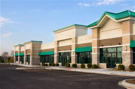 retail buildings general construction management