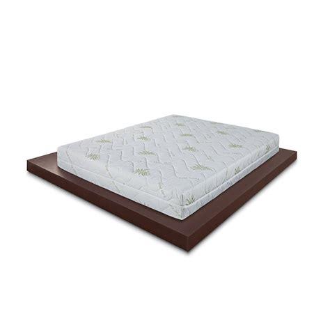materasso 90x190 materasso memory foam 3 strati aloe 90x190 az